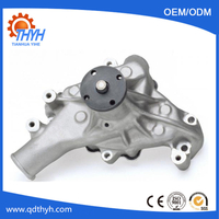 OEM Customized Aluminium Die Cast Pump For Auto Industries