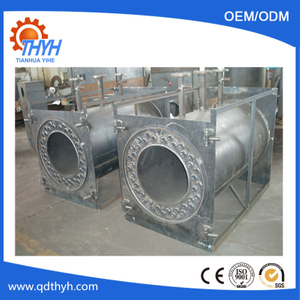 Custom Heavy Metal Fabrication Parts From China Fabricator