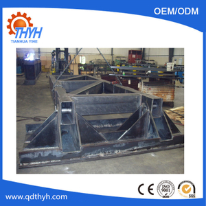 Heavy Metal Frame-Custom Metal Fabrication Parts Exporter