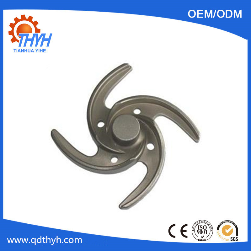 Customized Stainless Steel Investment Casting Impellers
