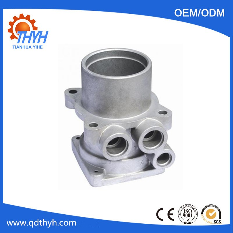 OEM Customized Aluminium Die Casting For Oil Pump Industries