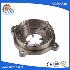 Precision CNC Machining Aluminum Casting Turned Parts