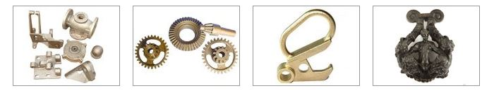 Copper Alloy Investment Casting (Brass & Bronze)