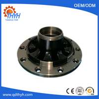 Customized Sand Casting Cast Irons Casting With CNC Machining