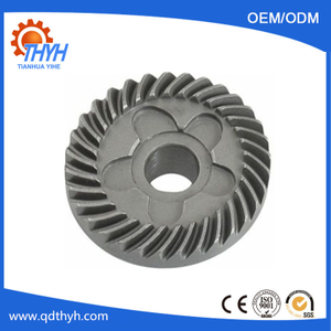 Customized Sand Casting,Ductile Iron Casting,Cast Steel Gear