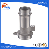 High Quality Precision CNC Machining Aluminum Turned Parts