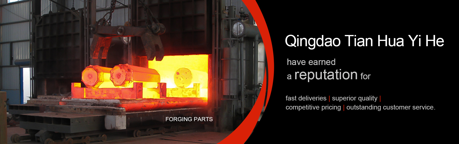 QINGDAO TIANHUA YIHE FOUNDRY FACOTRY