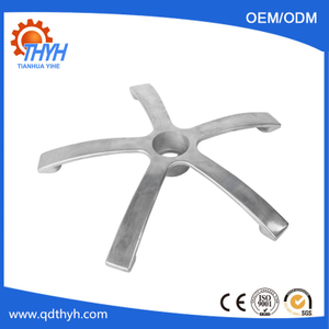 Customized Aluminium Die Cast Parts For Chair