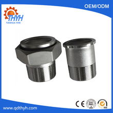 CNC Precision Machining Stainless Steel Investment Bolt And Nut Castings